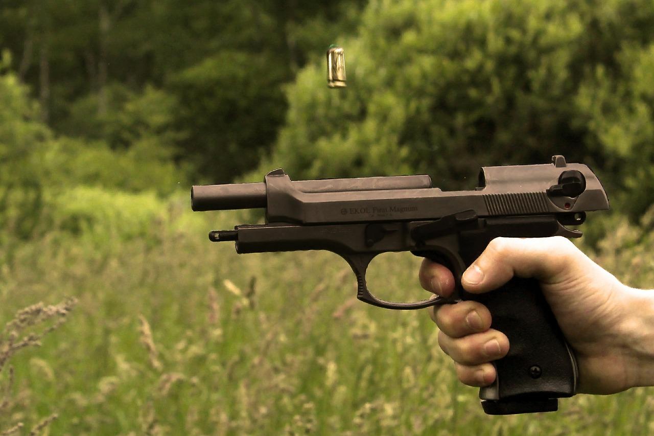Proszek do broni czarnoprochowej